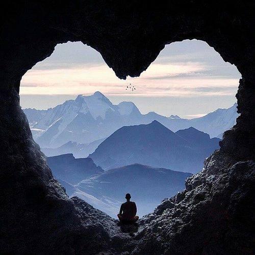 Meditación del amor