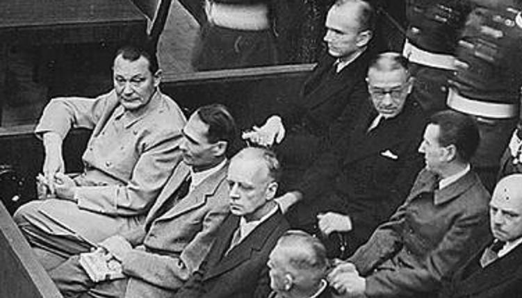 Resultado de imagen de juicios de nuremberg