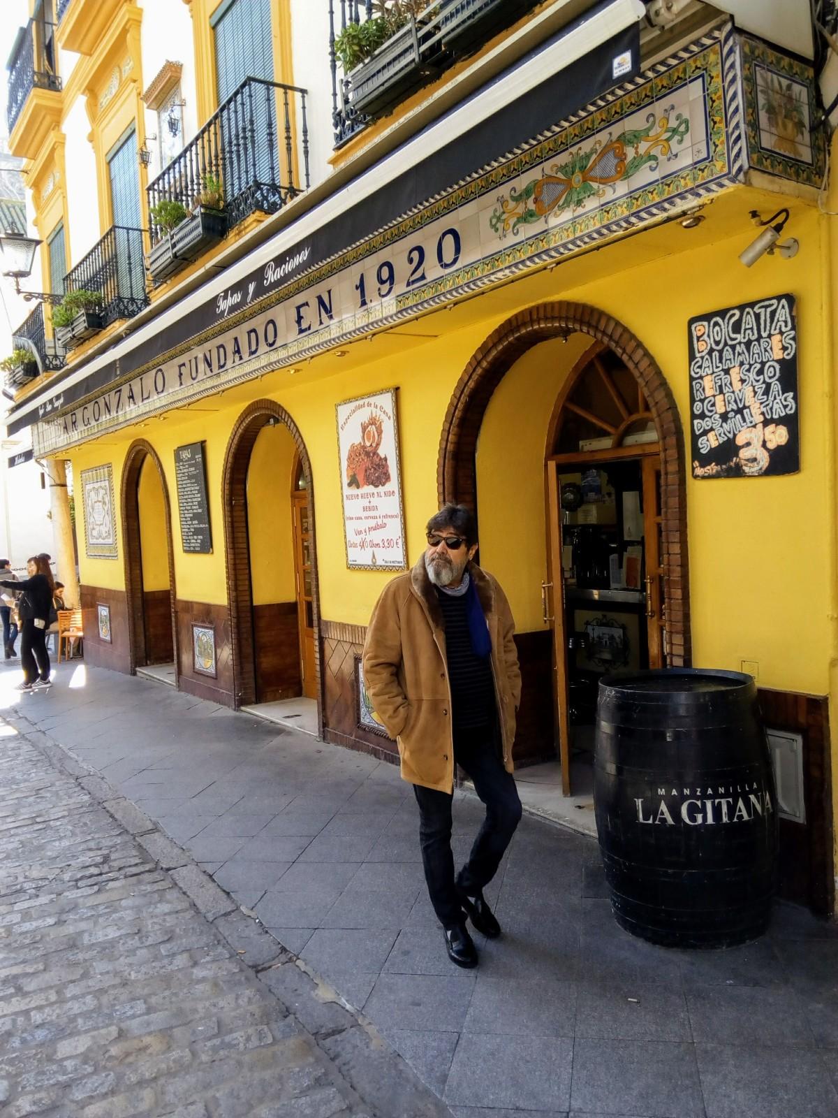 Ya es Primavera, pa Sevilla yolé